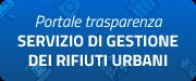 collegamento a sito Portale di Trasparenza per la Gestione Rifiuti