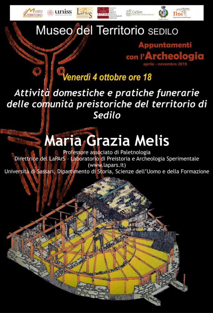 locandina conferenza pratiche funerarie