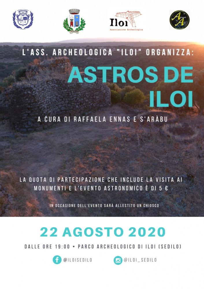 locandina Astros de Iloi 2020
